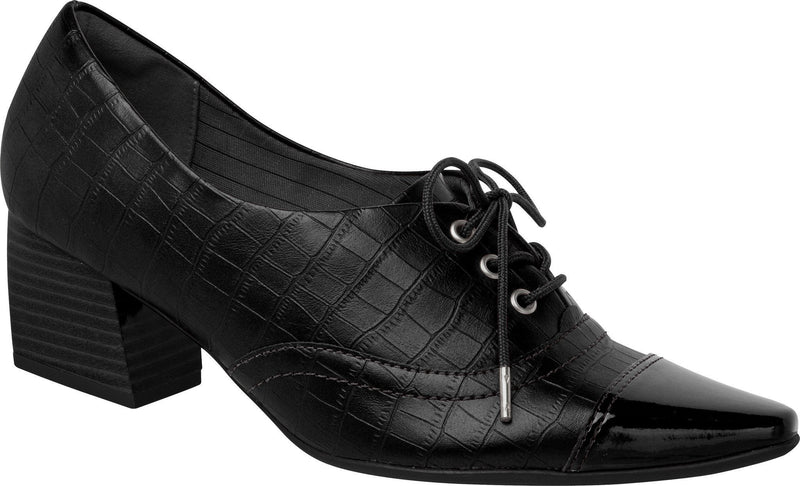 Piccadilly Ref 744020 Women Maxitherapy Oxford Shoe Croco