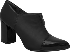 Piccadilly Ref 746003 Women Oxford Ankle Boot Black