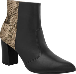 Piccadilly Ref 746005 Women Ankle Boot Black