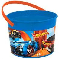 Hot Wheels WLD RCR Container