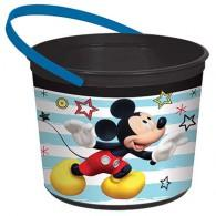 Mickey On The Go Fav Container