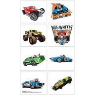 Hot Wheels Tattoo Favours*