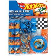Hot Wheels Mega Mix Vl Pk