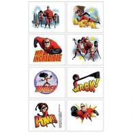 Incredibles 2 Tattoos