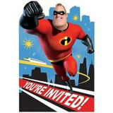 Incredibles 2 PC Invitation
