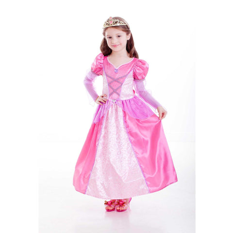 Deluxe Rose Princess Girl (S) 3-5 years