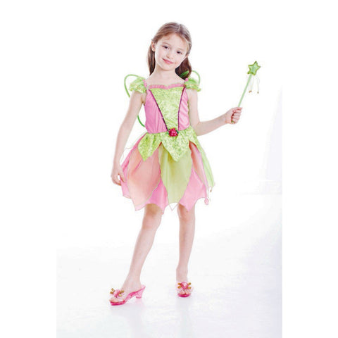 Garden Fairy Girl (Large) 6-8 yrs