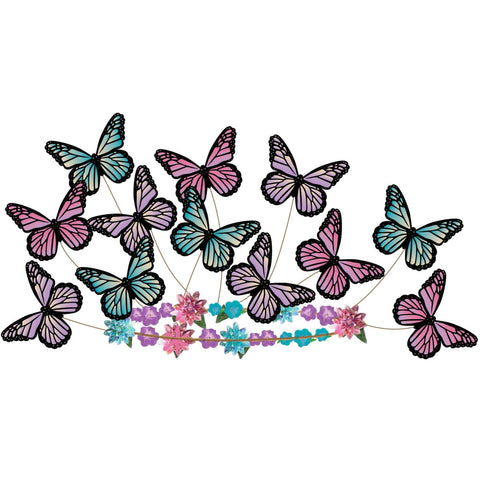 Butterfly Fantasy Headwreath headband