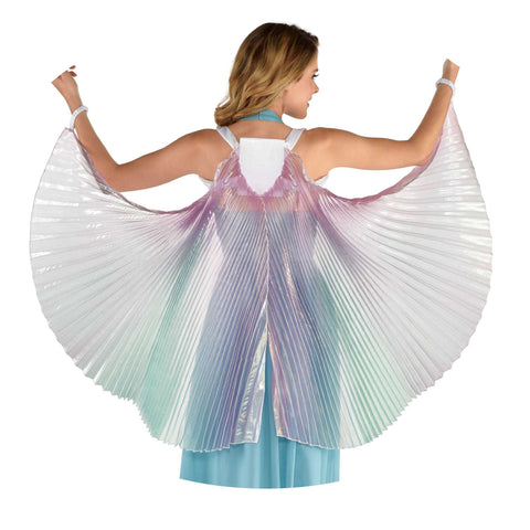 Fairytale Wings Iridescent Fabric