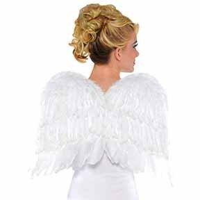 Fairytale Wings Feather White