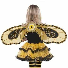 Bumblebee Fairy Wings