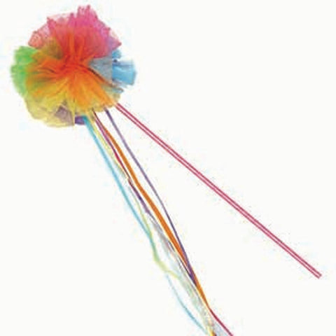 Rainbow Fairy Wand