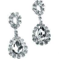 Roaring 20's -Diamond Earrings