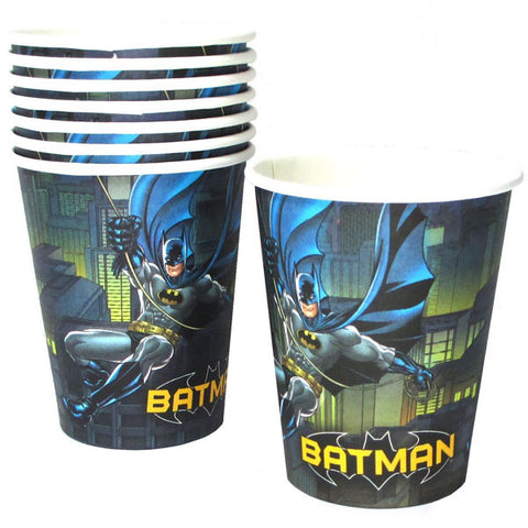 Batman Paper Cups,