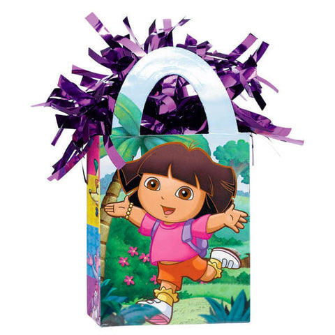 Dora The Explorer Balloon Weight Tote