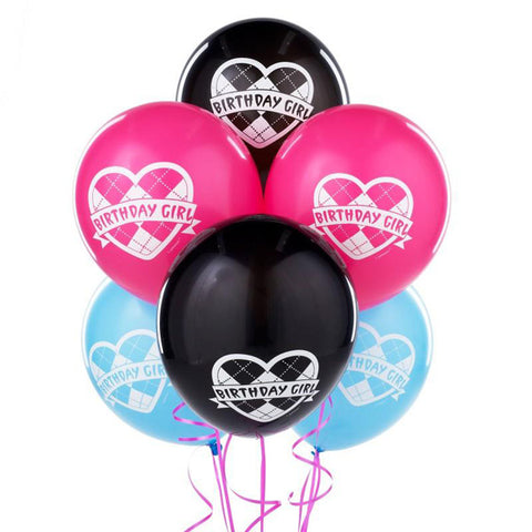 Monster High Latex Balloons 30cm