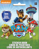 Paw Patrol Stickers Book Favor 9 Sticker Sheets with Assorted Stickers On Each - Each