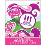 My Little Pony Stickers Book Favor 9 Sticker Sheets with Assorted Stickers On Each - Each
