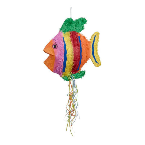 Fish Shape Pinata Approx 52cm x 50cm (Not suitable for Express Post due to size of product) - Each