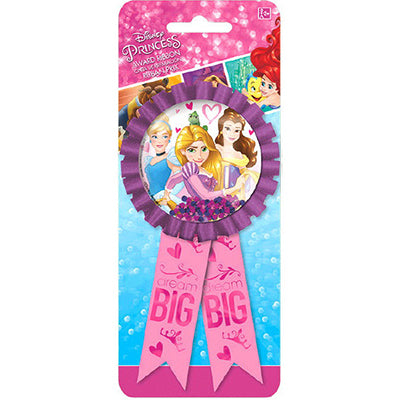 Princess Dream Big Confetti Award Ribbon Confetti Pouch - Each