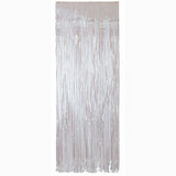 Metallic Curtain - Iridescent (2.4m High  x 91.4cm Wide) - Each