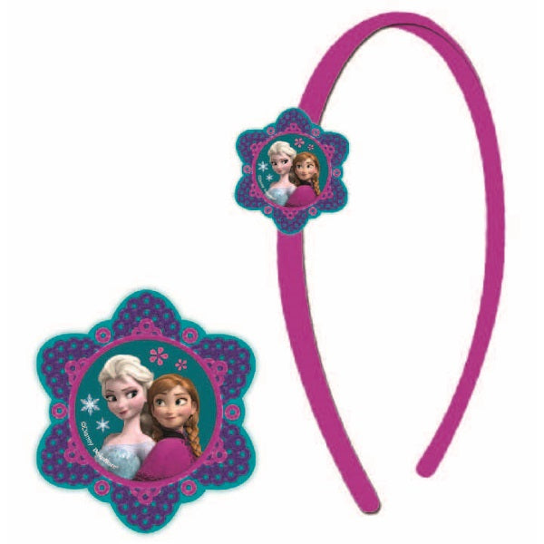 Frozen Sequin Headband  - Each