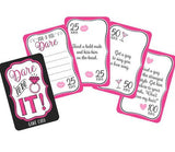 Game Team Bride Truth or Dare Cards Pack of 52 - Each