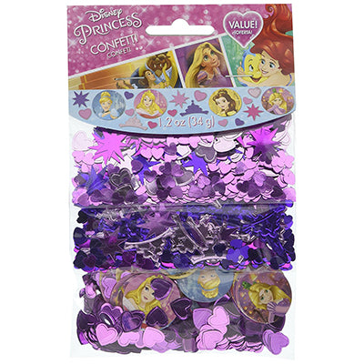 Princess Dream Big Confetti Value Pack Paper & Foil - 34 Grams