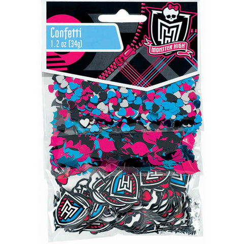 Confetti Monsters High Bulk Value Pack