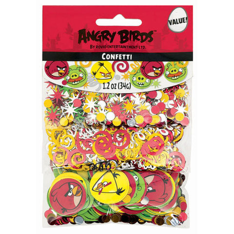 Confetti Angry Birds