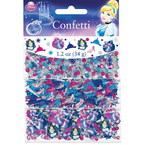Cinderella Confetti Value Pack