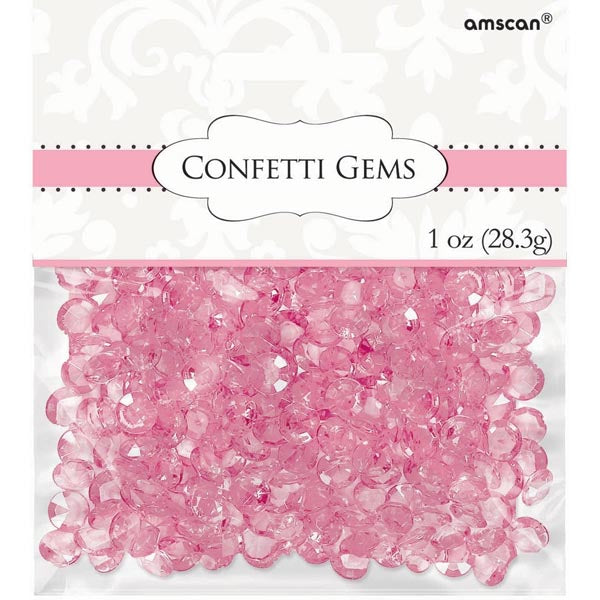Confetti Gems Pink (28.3grams) - Each