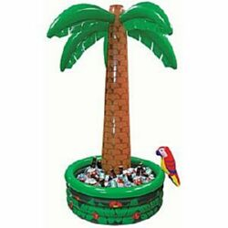 Inflatable Cooler Palm Tree
