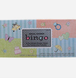 Bridal Shower Deluxe Bingo Game Kit