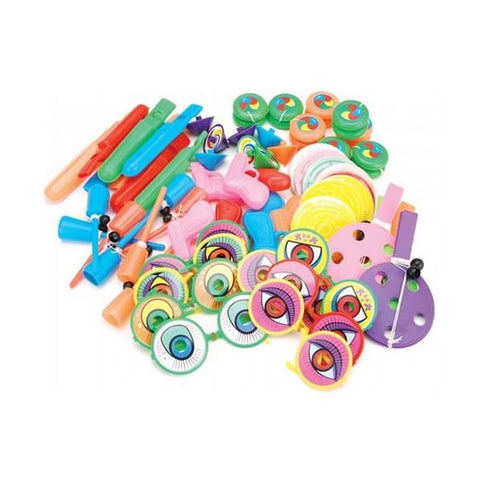 Pinata Fillers Pack of 48 Assorted Favors  - Each