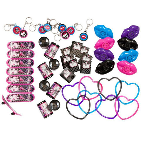 Monster High Favor Pack,,