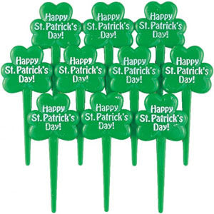 Picks St Patrick's Day Shamrocks