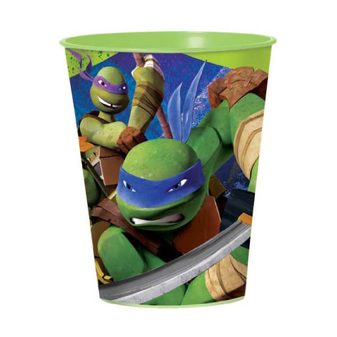 Teenage Mutant Ninja Turtles Souvenir Cup Plastic 473ml - Each