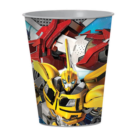 Transformers Plastic Souvenir Cup 473ml - Each