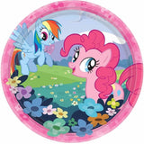 My Little Pony Luncheon Plates Paper 18cm - Pack of 8