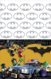 Lego Batman Tablecover Plastic 137cm x 243cm - Each