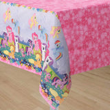 My Little Pony Tablecover Plastic 137cm x 244cm - Each