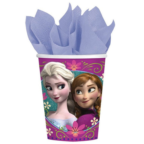 Frozen Cups Paper (266ml) - Pack of 8