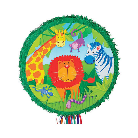 Jungle Animals Pinata (Not suitable for Express Post due to size of product) - Each