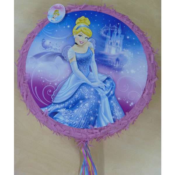 Cinderella Pinata (Not suitable for Express Post due to size of product) - Each
