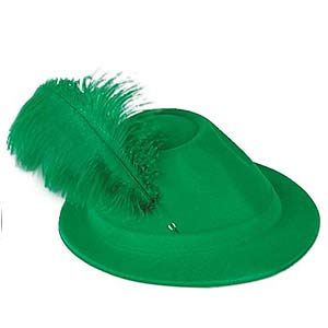 Hat Alpine Green