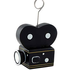 Photo Holder - Balloon Weight Movie Camera (170 grams) - Each