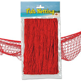 Fish Netting Red (1.2m x 3.65m) - Each