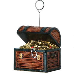 Balloon Weight Treasure Chest
