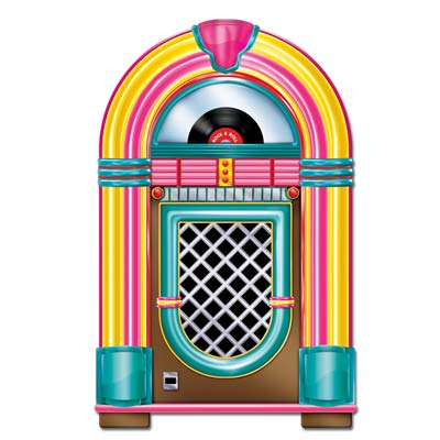 Cutout Jukebox, Cardboard